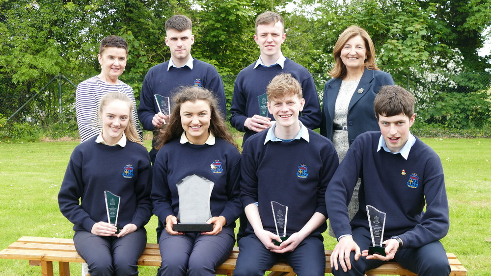 Nominees for Student of the Year Award 2017