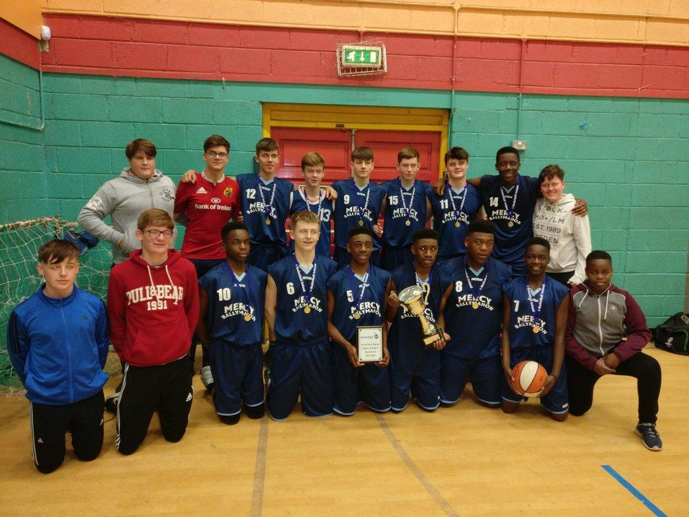 U16 Regional champions