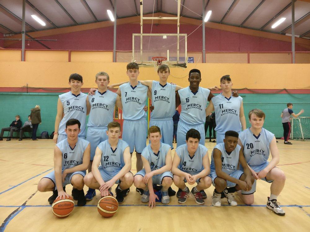 U19 Regional champions