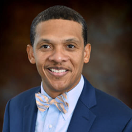 Rev. Dr. Albert Mosley is the Senior Vice President of the Faith & Health Division at Methodist Le Bonheur Healthcare and chairs our Board of Directors.