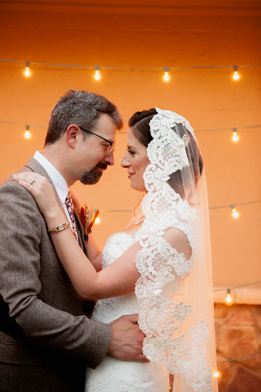 - Romantic Barn wedding