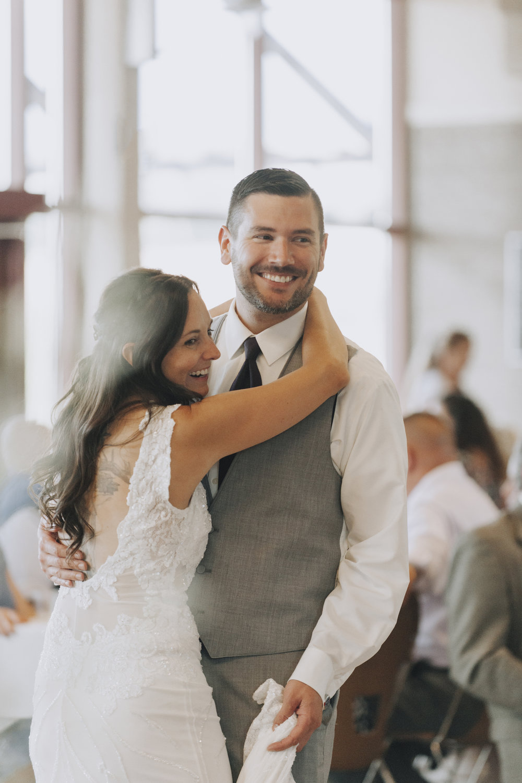 - Brownstown Barn Wedding