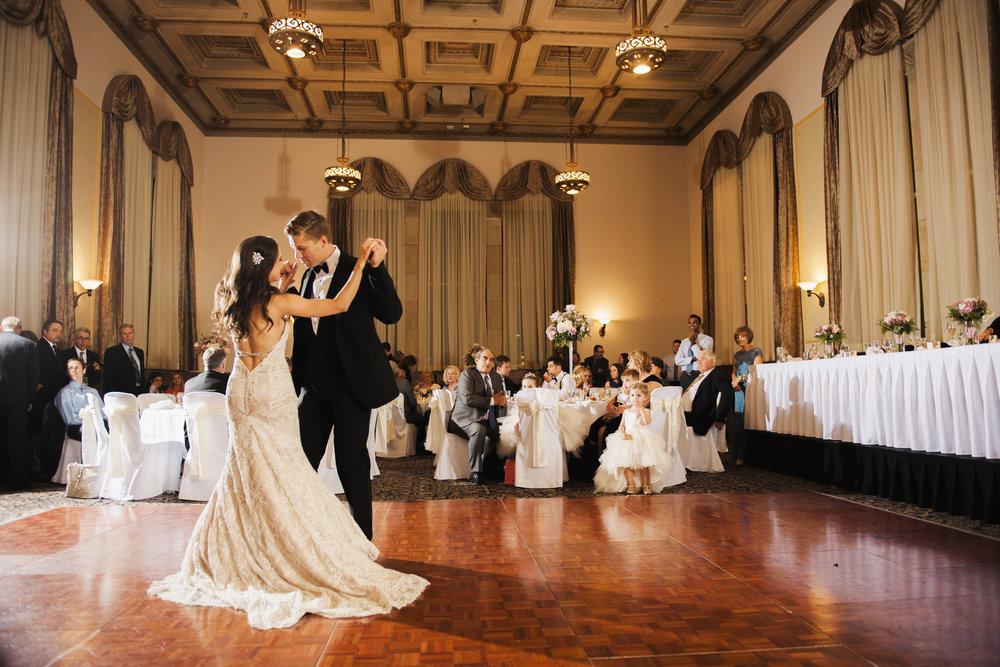 The Inn at St. John's Wedding Photos