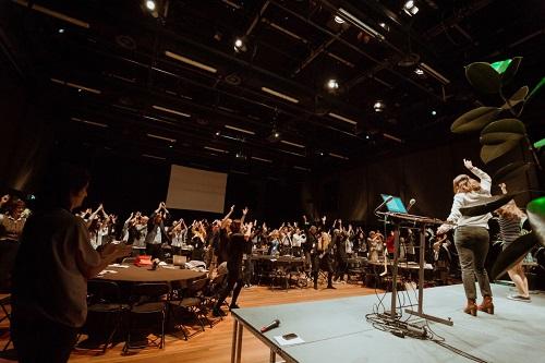 Elia/ahk - 14 september 2017 - Tijdens de conferentie