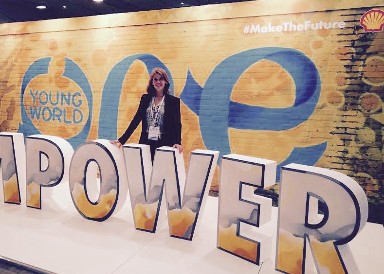 One Young World - 18-20 oktober 2018 - Wij waren uitgenodigd om de Young Leaders van de toekomst in beweging te brengen. Zo bleven zij fris en energiek om zich te laten inspireren door de geweldige sprekers op deze conferentie.
