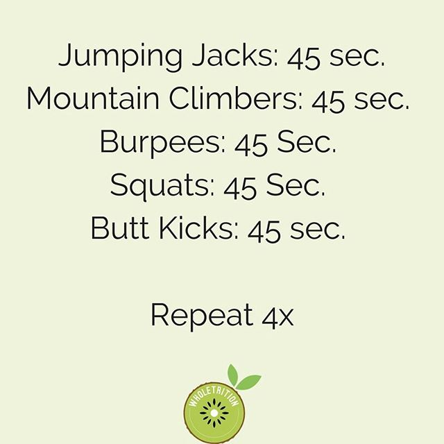 Get your sweat in today! Try this one out! #transformationtuesday #trainhard #wholetrition #morganville #eatclean #whatisbeautiful #skinnyisntbeautifulhealthyis #paleo #paleolifestyle #nutrition #fitness #lifestyle #sweat #live #moms #women #holistic #weightloss #cardio #hiit