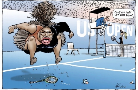 Racist Cartoon in Today's Herald sun