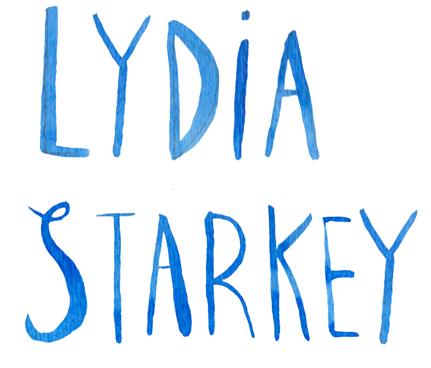 Lydia Starkey - Hand drawn Illustration, Type and Pattern