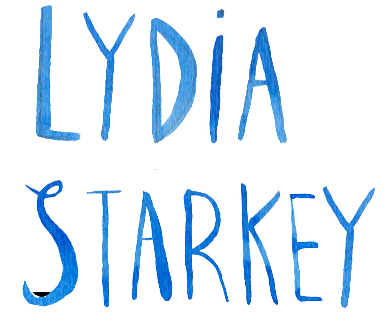lydia starkey hand drawn illustration type and patternlydia
