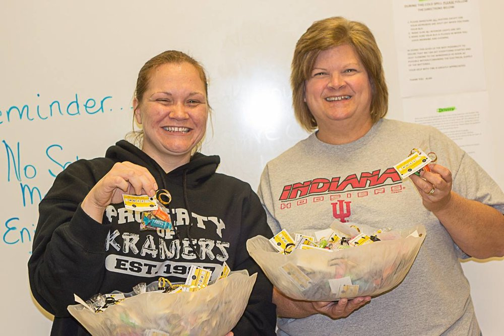 Bus drivers receive our gratitude through Kappa Kindness!
