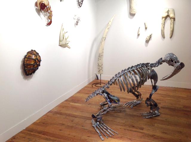 Christy Rupp, Installation View