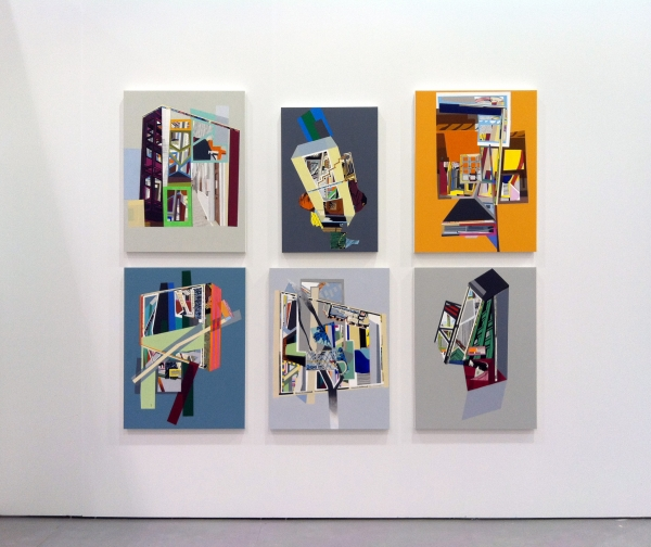 MARY LUM, Installation View, Untitled Art Fair Miami 2013