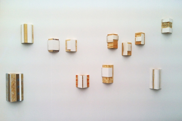 KIRSTEN NELSON, Installation View, Untitled Art Fair Miami 2013