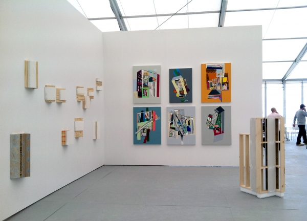Installation View, Untitled Miami 2013