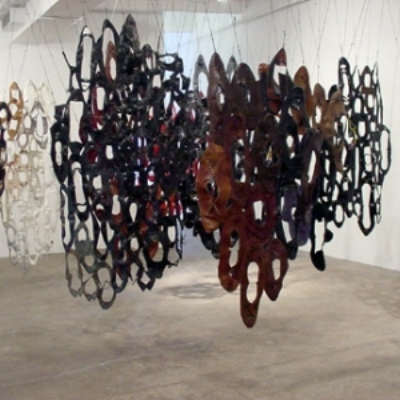 Jean Shin: New works in the Main Gallery