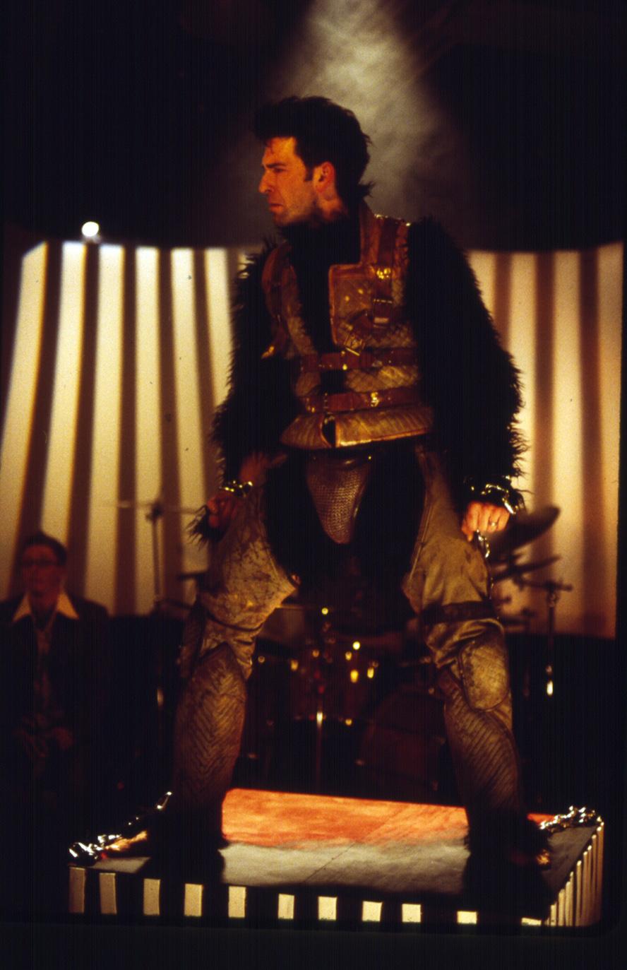 Gorilla Man, starring Matt Walton. Photo: Dona Ann McAdams.
