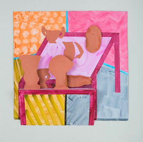 The Kitchen Table (2014)  Traditional domestic scenes transform into representational fine art.