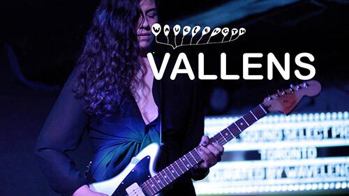 Wavelength: VALLENS live