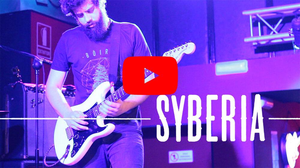 Booster Fest: SYBERIA live