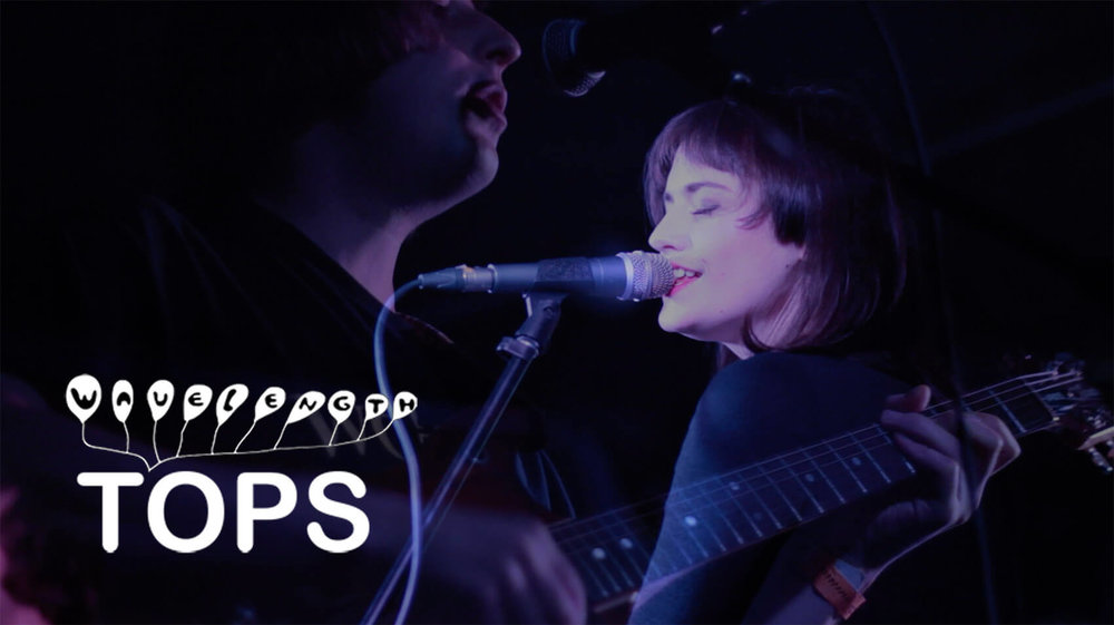 Wavelength: TOPS live