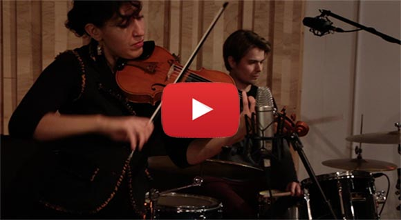 Watch our in-studio session with the Iranian-Canadian band  Zuze!