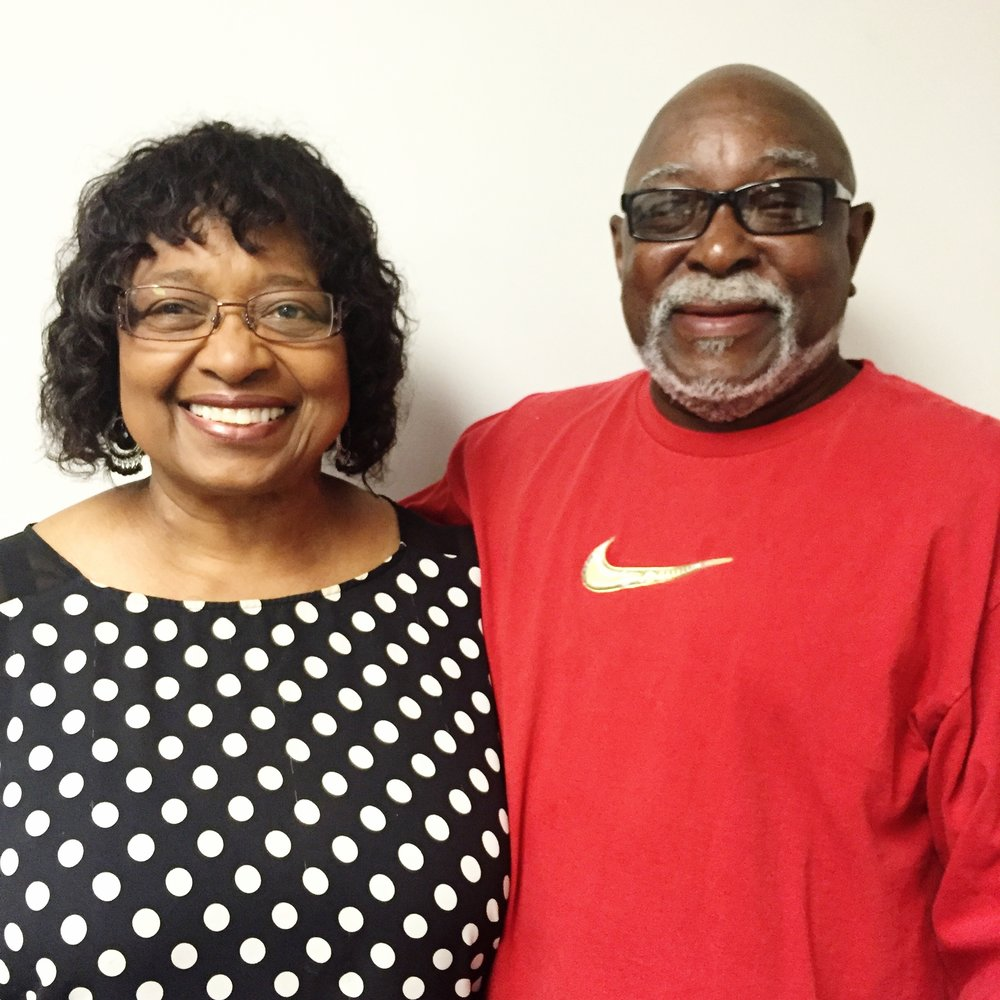 Terrance's parents, James and Chlorita Conner