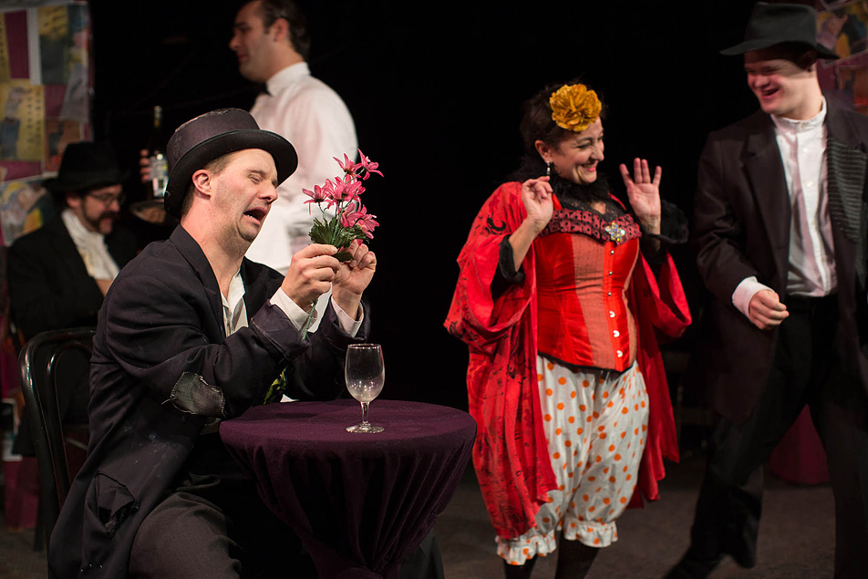 Madame Josette's Cabaret