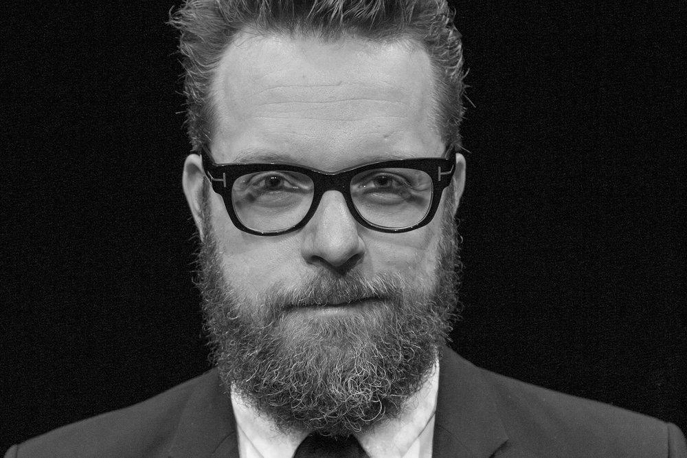 <b>Søren Normann Hansen</b><br>Adm. chef, Sort/Hvid