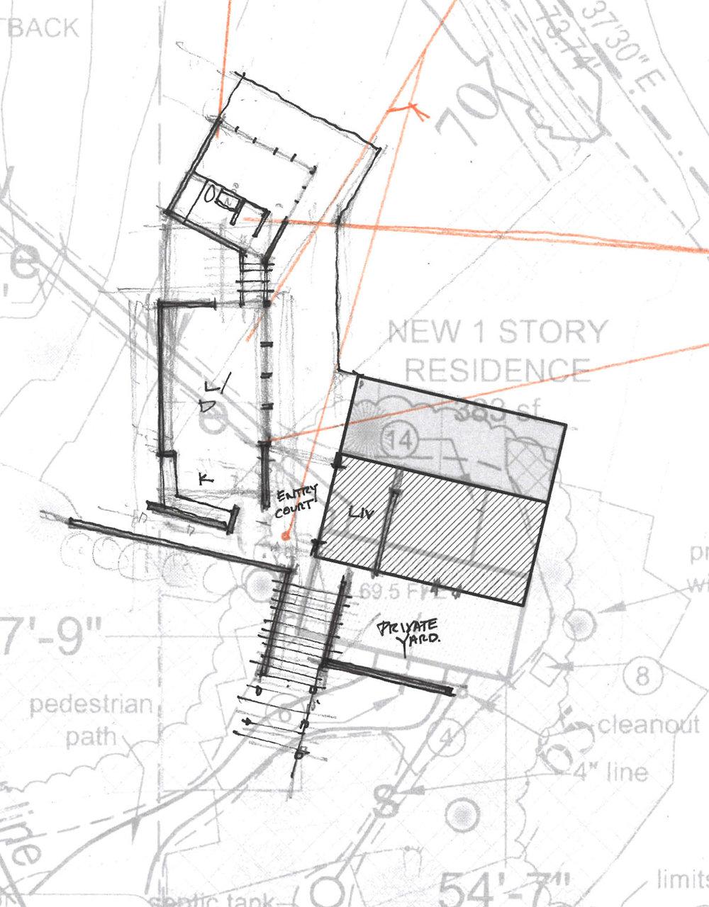 Sabino Residence - Plan Scheme 01