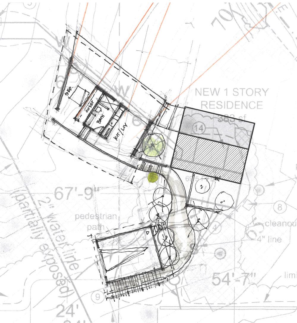 Sabino Residence - Plan Scheme 02