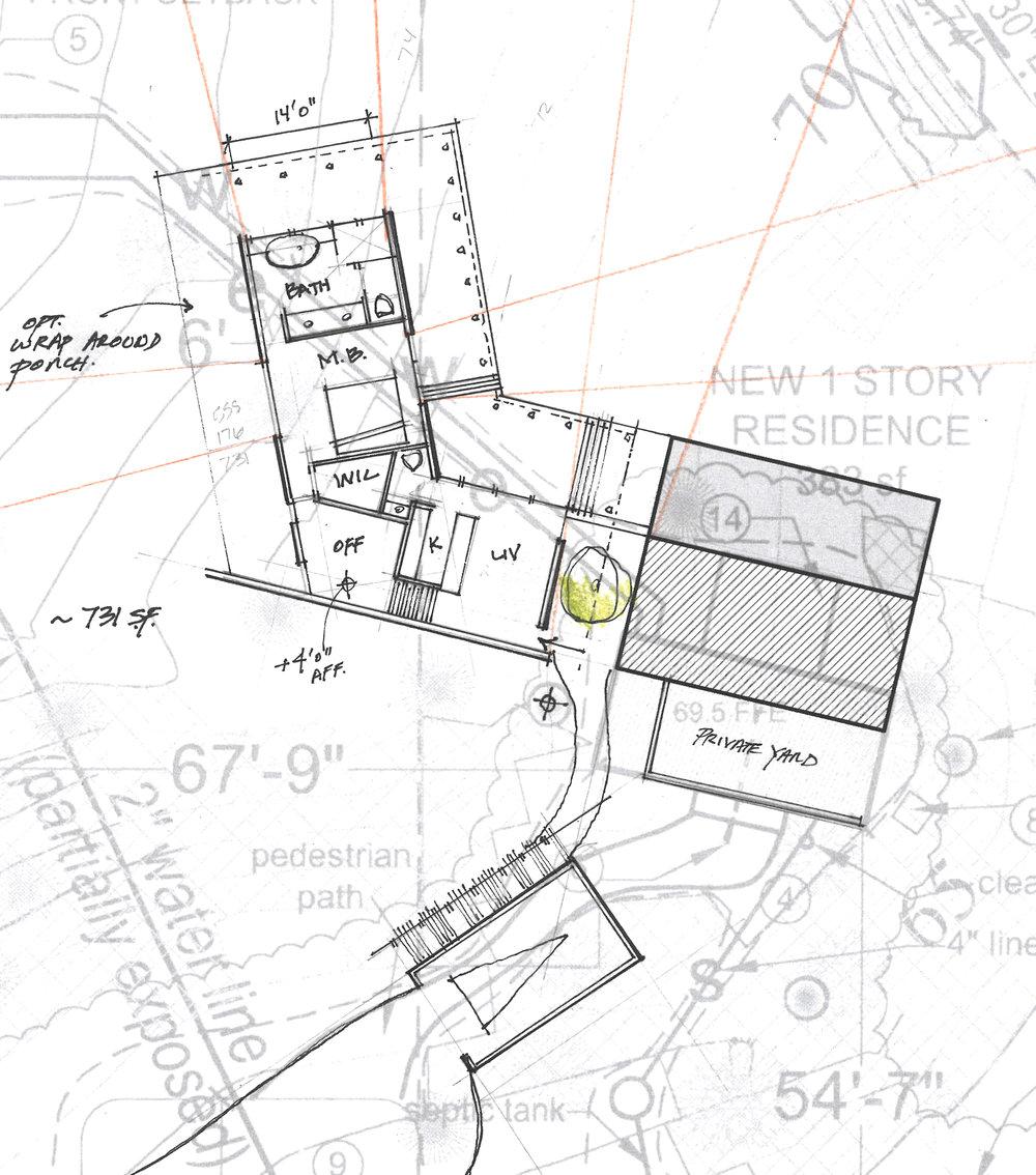 Sabino Residence - Plan Scheme 05