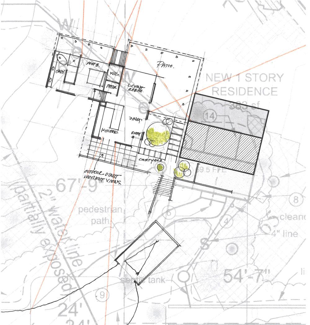 Sabino Residence - Plan Scheme 06