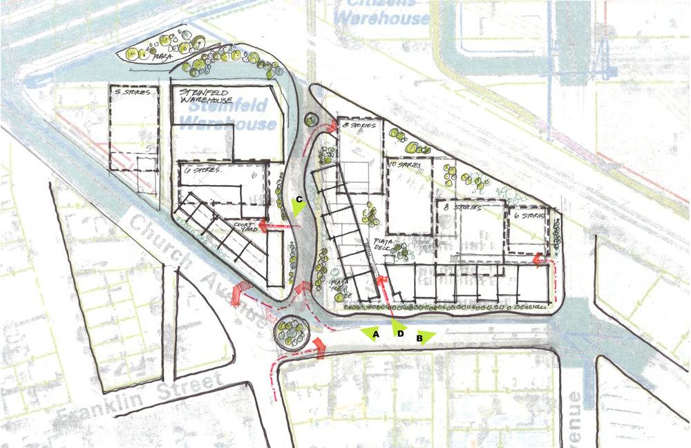 EL Mirador - Site Plan