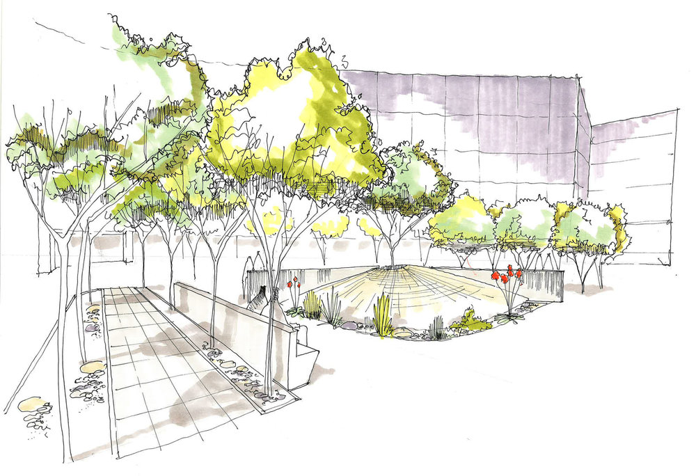 Entry Pavilion - Concept 01
