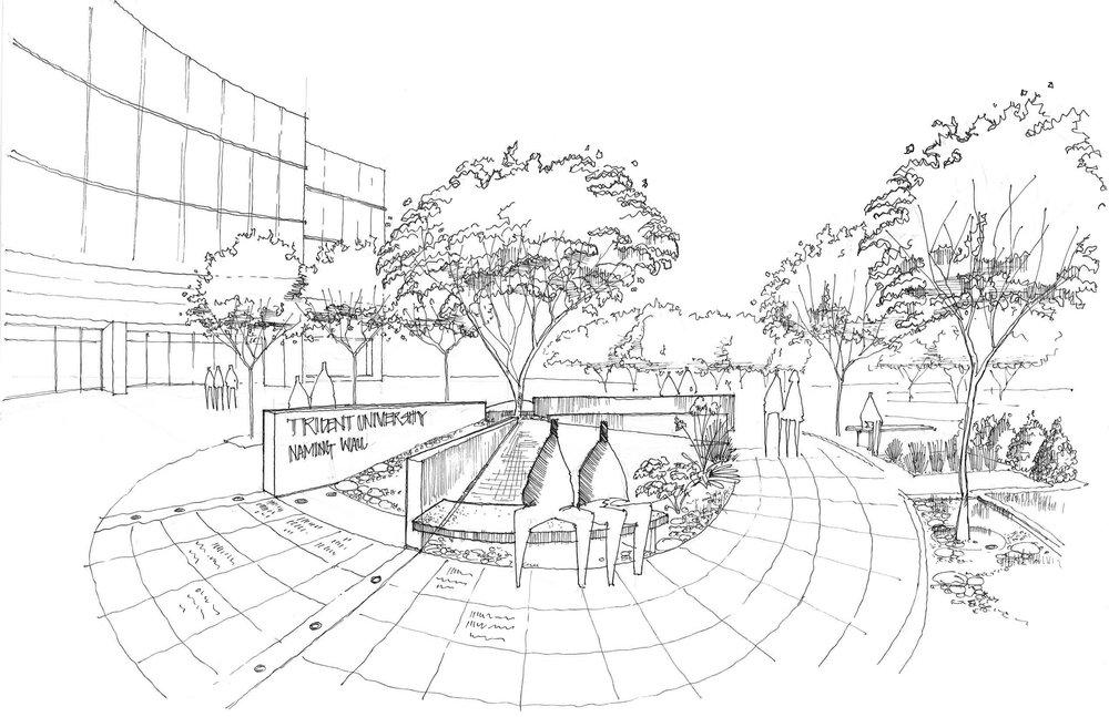 Entry Pavilion - Concept 02