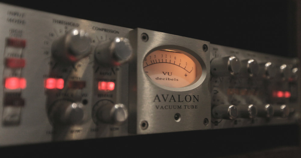Compressor - Compressor avalon vt 737 SP