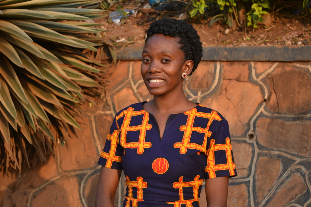 NABASUMBA SHARON      A   ccountant     Sharon is an Accountant at Joy for Children Uganda. Since she joined Joy the organisation in 2012, first as an administrator, and rose through the ranks to become the accountant, Sharon has gained experience in the accountancy field. She holds a Bachelor's Degree in Business Administration (Accounting). She is also a certified accountant with Certified Public Accountant (U) and holds a Computerized Accounting certificate.