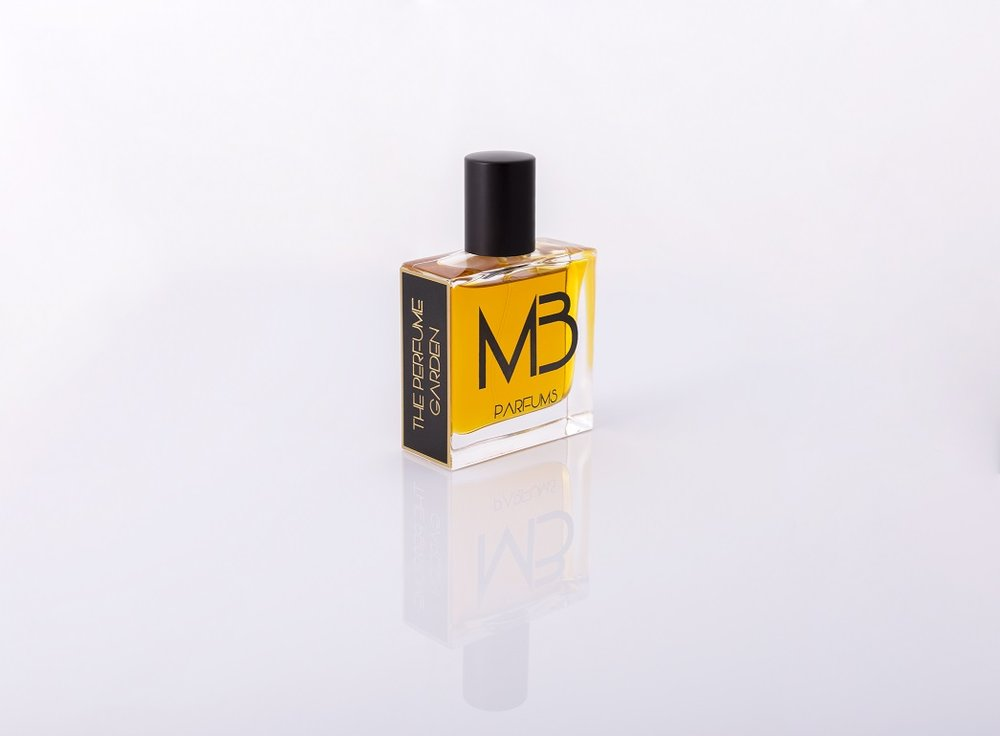 The Perfume Garden Parfum is floral, oriental and mysterious, with a touch of magical ambergris.