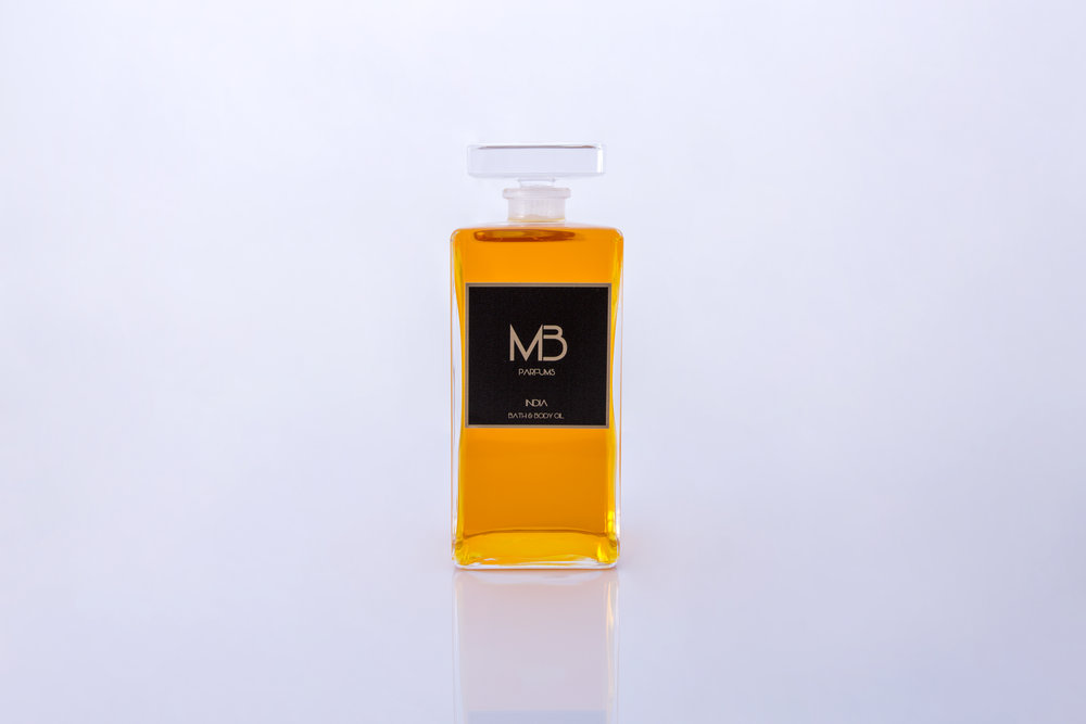 India Bath and Body Oil is is also ideal for a romantic massage.
