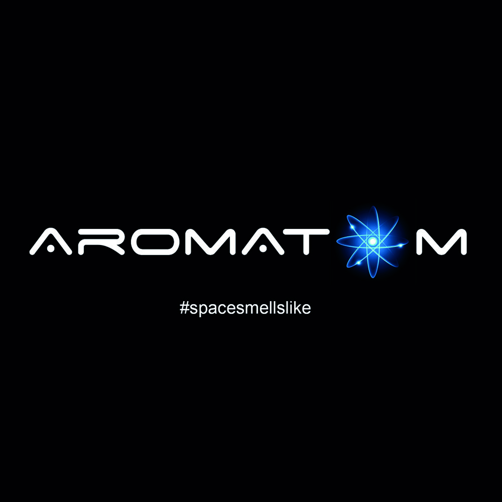 Aromatom logo with hashtag square.jpg