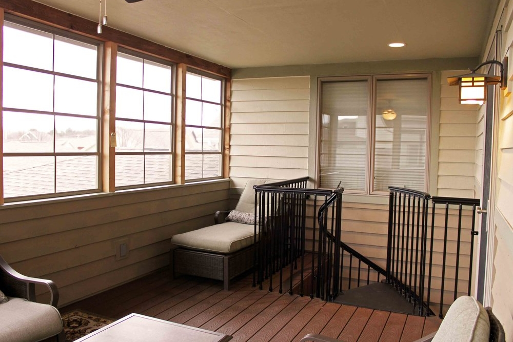 2-Story Porch Solution Upper Level