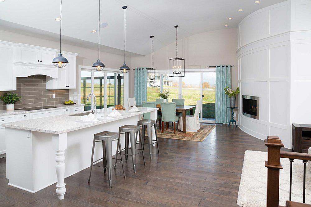 Modern Farmhouse Kitchen Degnan Design Build Remodel
