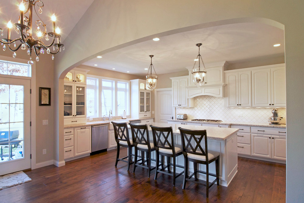 French Country Kitchen Design And Construction