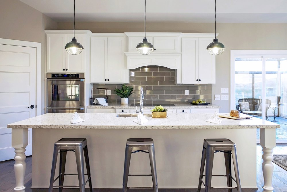 White Farmhouse Kitchen | Modern Farmhouse Kitchen Degnan Design Build Remodel