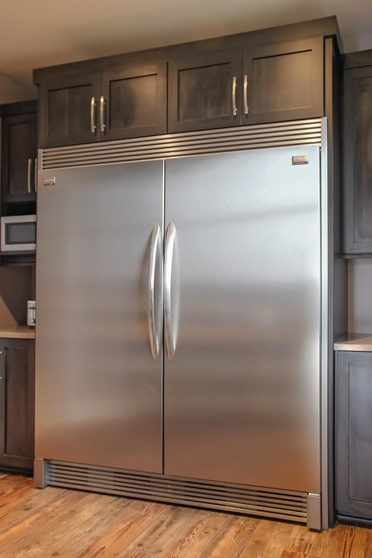 """A 48"""" professional grade refrigerator"""