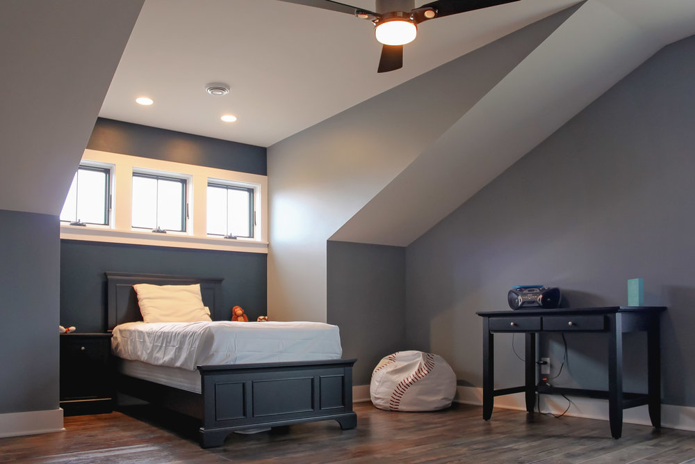 Sleeping Alcove Child's Bedroom