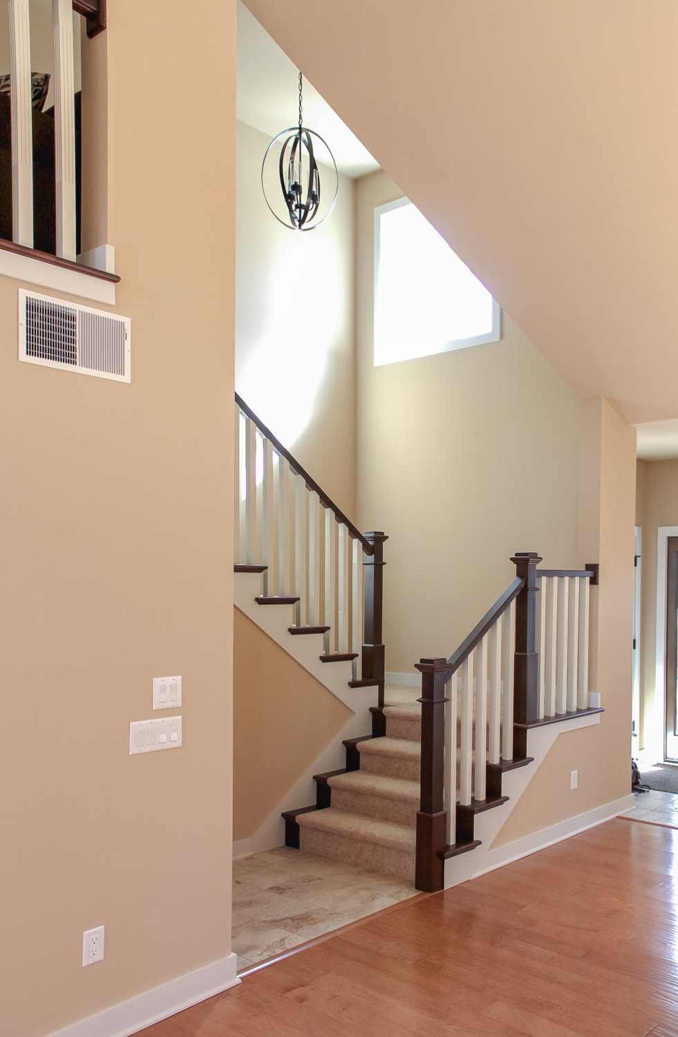 Custom Stairs and Hardwood Floors