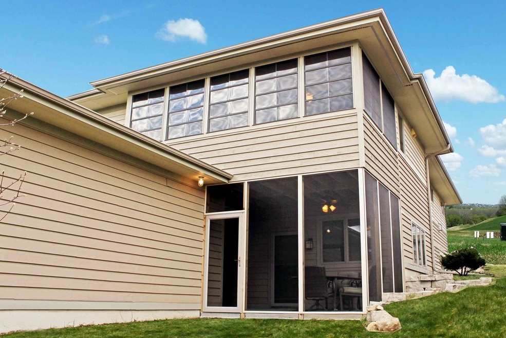 2-Story Porch Solution