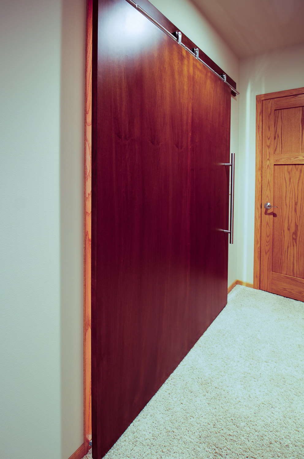 Oversized Barn Door