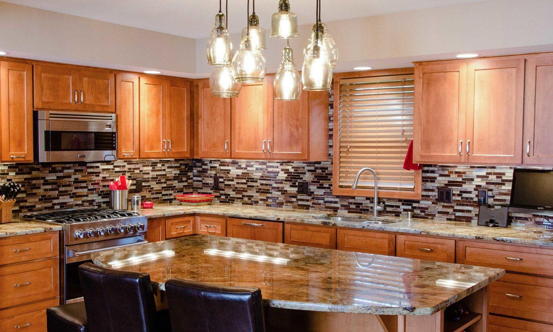 Traditional Remodeled Kitchen — Degnan Design-Build-Remodel